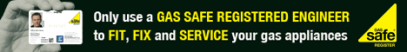 Certified Gas Safe Engineer Norwich